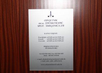 Odvjetnički ured Zdenko Radic 03